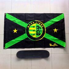 Rasa Libre Skateboards Huge Banner Rare