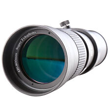 420-800 mm F/8.3 Telephoto Zoom Lens For Canon 6D 500D 550D 600D 650D 700D 1100D