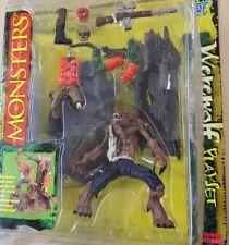 McFarlane Toys Monsters Series 1 werewolf playset