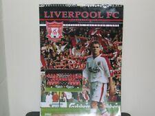 Vintage Liverpool FC Official 1999 Calendar