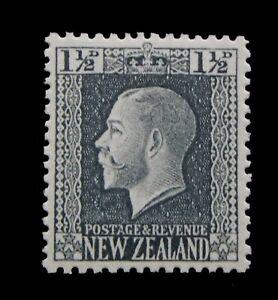 New Zealand - SG416a - 1915 KGV 1 1/2 Grey-slate MNH Stamp OG - 271