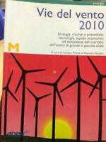 Vie del vento 2010