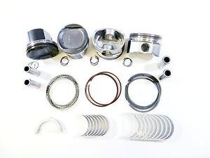 Premium Piston/Ring+Engine Bearing Kit (Std) for 07-10 Toyota Scion 2.4L 2AZFE