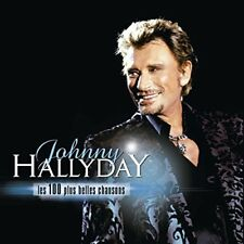 CD de musique en album Blues Rock Johnny Hallyday