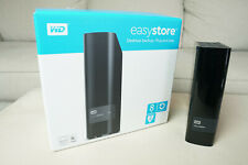 WD EASYSTORE 8 TB USB 3.0 External Hard Drive HDD (WDBCKA0080HBK-NESN)