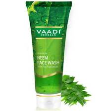 Vaadi Herbals Anti Acne Neem Face Wash with Tea Tree Extract 60ml 100% Organic