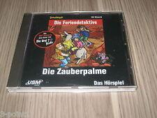 CD Die Feriendetektive Die Zauberpalme