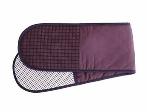 Maxwell & Williams Epicurious Double Oven Mitt Aubergine RRP $29.95