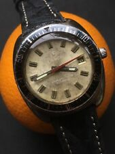 Lanco Seaborn 3000 Automatic All Steel Mens Diver Watch ( 782-1 )