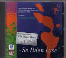 Sissel Kyrkjebo-Se Ilden Lyse cd maxi single Denmark