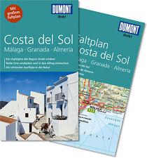 Costa del Sol Almeria Granada  2015 Spanien UNGELESEN + Karte Dumont direkt