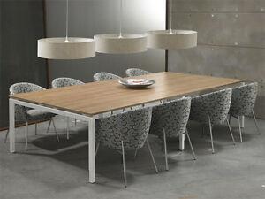 Konferenztisch - Besprechungstisch für 10 Personen - 320 x 160 cm