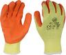 2 x UCI EC-Grip Multi Purpose DIY Gardening Builders Gloves Latex Palm Coated
