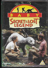 BABY SECRET OF THE LOST LEGEND GENUINE R2 DVD SEAN YOUNG WILLIAM KATT NEW/SEALED