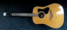 VINTAGE MADEIRA BY GUILD PROJECT 12 STRING ACOUSTIC GUITAR NECK BODY