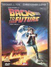 Michael J. Fox Regreso Al Futuro ~ 1985 Time Travel Sci-Fi Clásica Gb DVD
