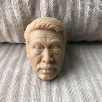 Free Shipping blank 1/6 Scale Shaolin Soccer Ng Man Tat Head Sculpt unpainted