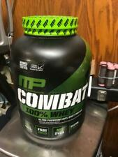 MusclePharm  Combat Protein Powder 5 lbs Vanilla  FREE SHIPPING BLOWOUT