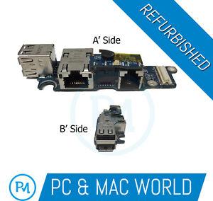 ### Dell Latitude PP18L Laptop Network Port Board 1368398-2 ###
