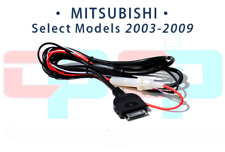 Mitsubishi Eclipse 2003-2007 Apple Ipod Aux Input Cable