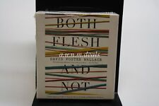 David Foster Wallace - Both Flesh and Not: Essays,Audiobooks