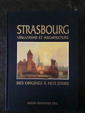 Strasbourg, Urbanisme et Architecture - JP. Klein