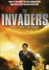 The Invaders, Invade - The Invaders: The First Season [New DVD] Full Frame, Sen