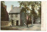 Postcard George Taylor Building J Parsons Easton PA