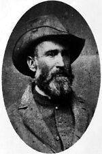 New 5x7 Civil War Photo: CSA Rebel Confederate General Jubal A. Early