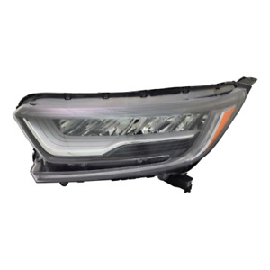 FITS FOR HONDA CR-V W/TOURING 2017 2018 2019 HEADLIGHT W/LED LEFT DRIVER