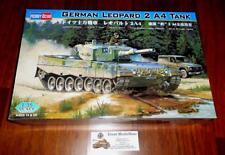 german Bundeswehr BW Kampfpanzer Tank Leopard 2 A4 1:35 Hobby Boss  82401 Neu