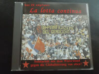 Das  ZK  empfiehlt  LA  LOTTA  CONTINUA :  CD 2001 , SKA , PUNK, RASH , PUNKREAS