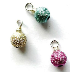 Dollhouse Miniature Rainbow Ornaments, Package of 3