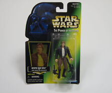 Star Wars The Power Of The Force Bespin Han Solo Action Figure Kenner 1997 NIB