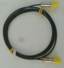 Agilent Kiethley style CABLE TRIAX 3 SLOT LOW NOISE 1.5M cable connector