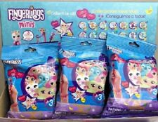 Mini Figure Fingerlings 3 Packs  In Hand Ready To Ship!