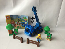 Lego Duplo Bob der Baumeister - Heppo & Mäusefamilie - Set 3273 - TOP & komplett