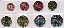 Griechenland 2004 Euro-Satz 1 Cent - 2 € Olympia unz.-bankfrisch in Münzhülle
