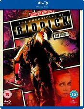 Chronicles of Riddick 5050582856521 With Judi Dench Blu-ray Region B