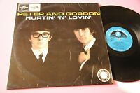 Peter And Gordon LP Hurtin Orig Italy 1966