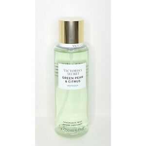 Victoria's Secret Green Pear & Citrus Fragrance Body Mist 8.4oz / 250ml