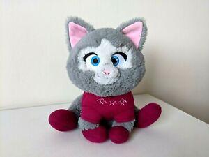 "Disney Store / Olaf's Frozen Adventure - Kitten 10"" Plush / Soft Toy"