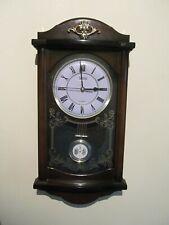 Vintage/Retro Acctim Quartz Hourly Westminster Chime Wall Clock.