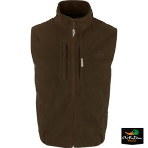 DRAKE WATERFOWL MST SOLID WINDPROOF LAYERING VEST