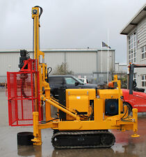 Piling Rig Cobra 45 For Hire & For Sale