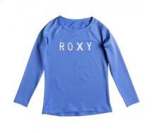 GIRLS ROXY LONG SLEEVE RASHIE SWIMWEAR 2