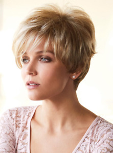 New Ladies Wig -GIA - Creamy Toffee - by Rene' of Paris