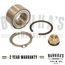 FRONT WHEEL BEARING FOR RENAULT MEGANE MK2 1.5 1.9 2.0 2002-ONWARDS