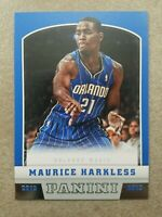 2012-13 Panini #248 Maurice Harkless RC Rookie Card