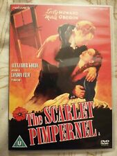 The Scarlet Pimpernel (DVD) Leslie Howard Merle Oberon Raymond Massey